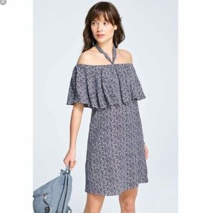 🆕 REBECCA MINKOFF off the shoulder floral dress